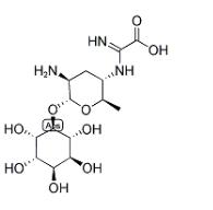 Kasugamycin Chemical Structure