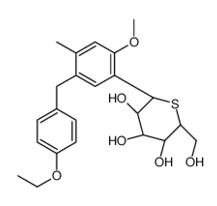 Luseogliflozin Chemical Structure
