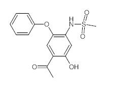 Iguratimod Impurity 3 Chemical Structure
