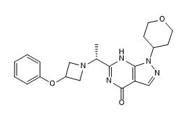 PF 04449613 Chemical Structure