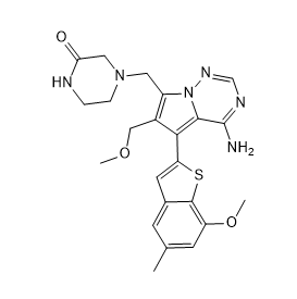 Rogaratinib Chemical Structure