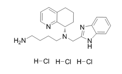 Mavorixafor trihydrochloride Chemical Structure