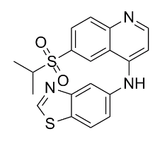 GSK872 Chemical Structure