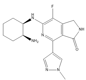 TAK-659 Chemical Structure