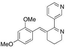 GTS-21 Chemical Structure