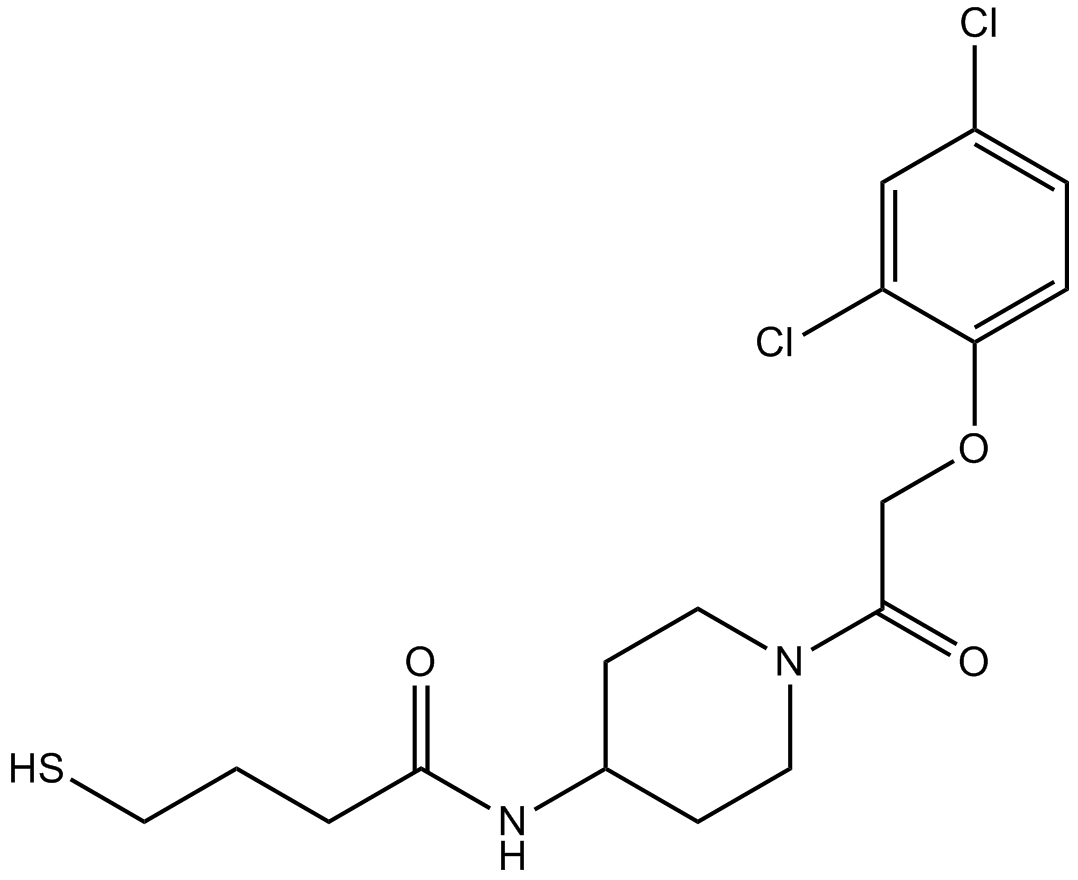 K-ras(g12c)inhibitor6 Chemical Structure