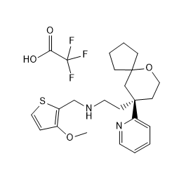 TRV-130 2,​2,​2-​trifluoroacetate Chemical Structure