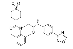 Amenamevir Chemical Structure