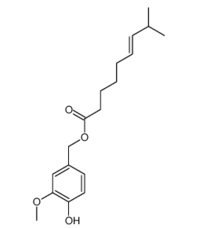 Capsiate Chemical Structure