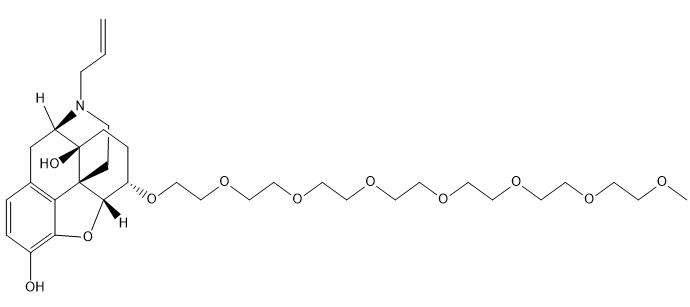 Naloxegol Chemical Structure