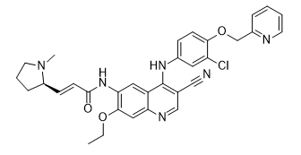 Pyrotinib Chemical Structure