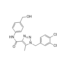 GSK1940029 Chemical Structure
