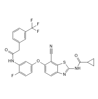 TAK-632 Chemical Structure