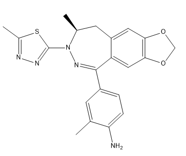 GYKI 47409 Chemical Structure