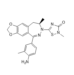 GYKI 47654 Chemical Structure