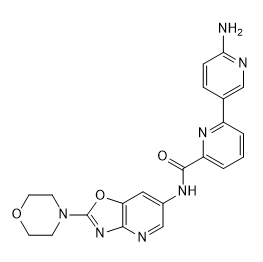CA-4948 Chemical Structure