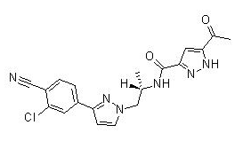 ORM-15341 Chemical Structure