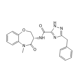 GSK2982772 Chemical Structure