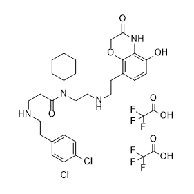 AZ505 ditrifluoroacetate Chemical Structure