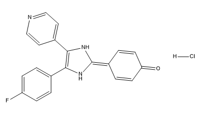 SB202190 HCl Chemical Structure
