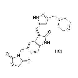 S49076 HCl Chemical Structure
