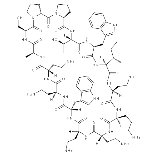 Murepavadin Chemical Structure
