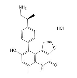 OTS514 S-isomer HCl Chemical Structure