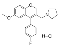 AX-024 hydrochloride Chemical Structure