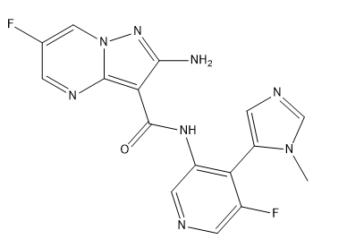 ATR inhibitor 1 Chemical Structure