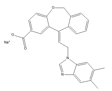 KW 3635 Chemical Structure