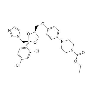 Dichlorophenyl Imidazoldioxolan Chemical Structure