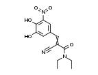 Entacapone Chemical Structure