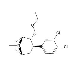 Tesofensine Chemical Structure