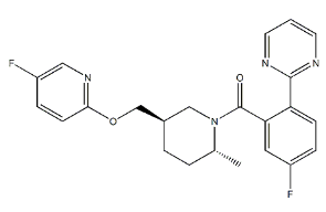 DORA-22 Chemical Structure