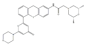 KU 60019 Chemical Structure