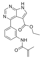 JAK3-IN-6 Chemical Structure