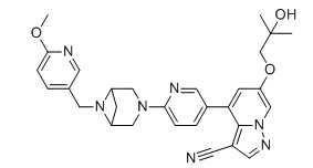 Selpercatinib Chemical Structure