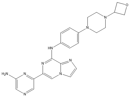 Lanraplenib Chemical Structure