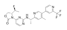 IDH-305 Chemical Structure