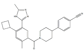 TVB-2640 Chemical Structure
