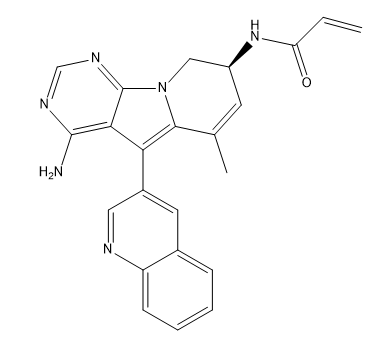 TAS6417 Chemical Structure