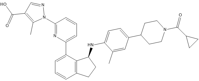 MGV354 Chemical Structure
