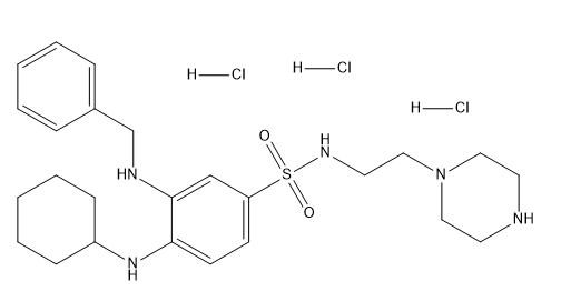 UAMC3203 3HCl Chemical Structure