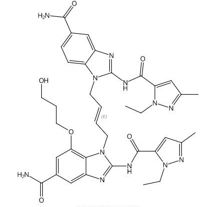 STING agonist-3 Chemical Structure