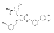 BMS-1166 Chemical Structure