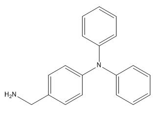 4-(Aminomethyl)-N,N-diphenylaniline Chemical Structure