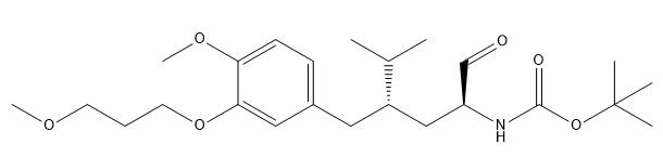 Aliskiren inter-8 Chemical Structure