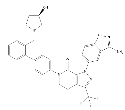 BMS-740808 Chemical Structure