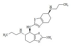 Pramipexole C-N Dimer Chemical Structure