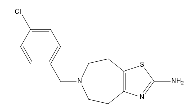 BHT 958 Chemical Structure